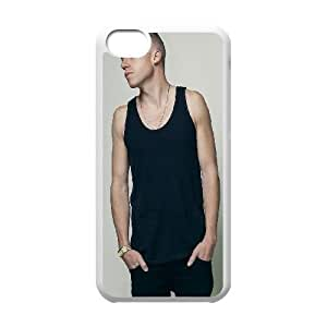 Macklemore iPhone 5c Cell Phone Case White Delicate gift JIS_440363