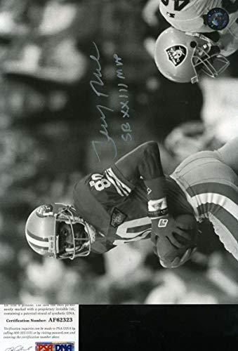 - JERRY RICE PSA DNA Coa Autograph 8x10 SB MVP Photo Hand Signed Authentic
