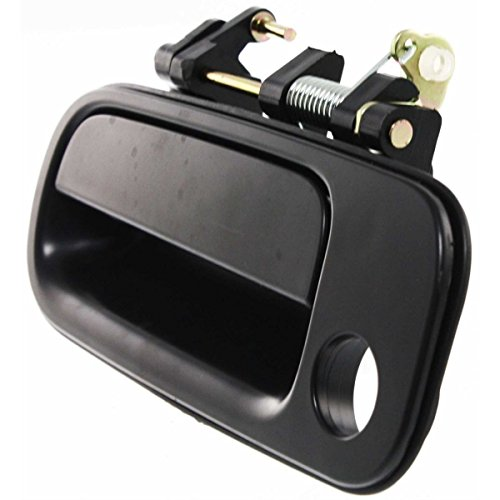 4 Door New Driver (Diften 120-A1863-X01 - New Door Handle Driver Left Side Front Outer Exterior Outside LH Hand Coupe)