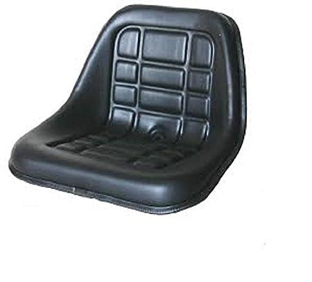 Asiento para tractor Cobo con rieles para Fiat, Same, Landini (compatibilidad no garantizada con vehí culos con conductor en lado izquierdo) Landini (compatibilidad no garantizada con vehículos con conductor en lado izquierdo)