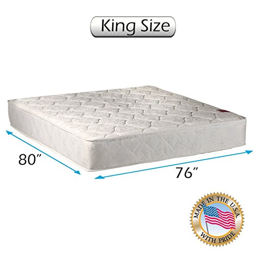 Legacy Medium Firm King Size (76