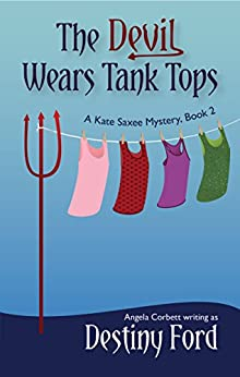 Devil Wears Tank Saxee Mystery ebook product image