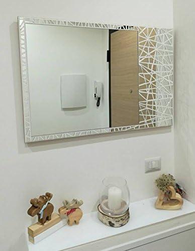 Specchio Design Per Camera Da Letto.Luisadeglispecchi Specchio Per Camera Da Letto In Mosaico Su