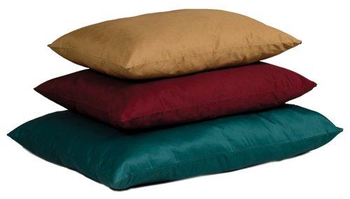 Quiet Time e'Sensuals Rectangle Dog Pillow, Large , Tan