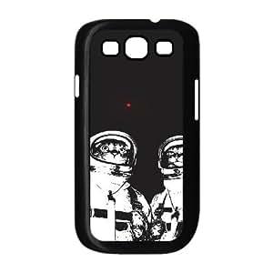 astronaut cats Samsung Galaxy S3 Case Black