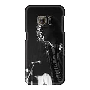 Great Hard Phone Cases For Samsung Galaxy S6 (eOl1271MALE) Custom Attractive Fear Factory Band Skin