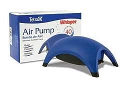 Tetra 77848 Whisper Air Pump, up to 40-Gallon