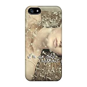 Sarahfcrold GHfUtQW736MORrT Protective Case For Iphone 5/5s(im So Cold)