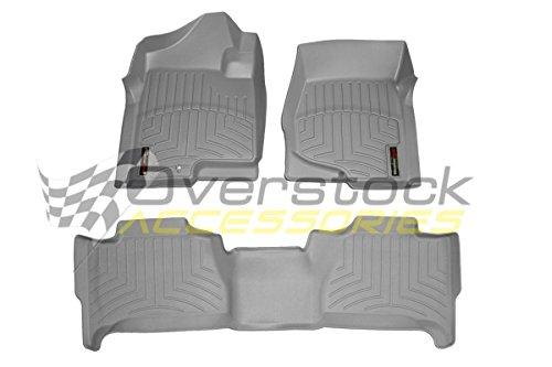 Weathertech 46039-1-2 Front and Rear Floorliners