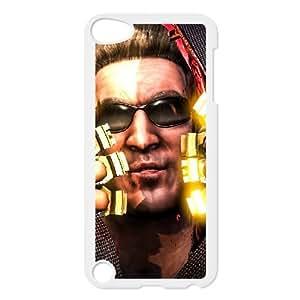 Generic for iPod Touch 5 Case White Mortal Kombat Custom HSFHHHJOA3353