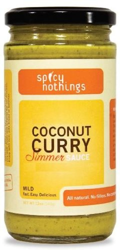 Spicy Nothings® Coconut Curry (Korma)