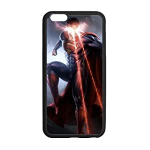 Superman Ray Case Custom Durable Hard Cover Case for iPhone 6 - 4.7 inches case - Black Case hjbrhga1544