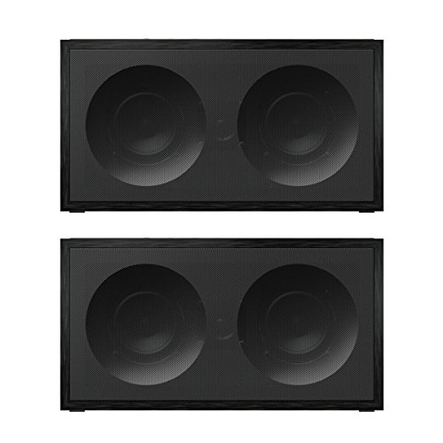 Onkyo NCP-302 Wireless Audio System - Pair (Black) by Onkyo