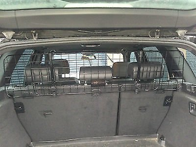 UKB4C Nissan Note 2006-2017 Car Headrest Mesh Dog Guard