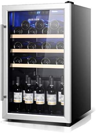 WANGLX 飲料冷蔵庫やクーラー - /地下室/ホームバーオフィス用小型飲料センター - 160L、40dBの、ガラスドア、缶クーラーソーダ、ビールやワインと冷蔵庫を飲みます
