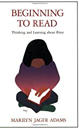 Beginning to Read: Thinking and Learning About Print (Bradford Books)