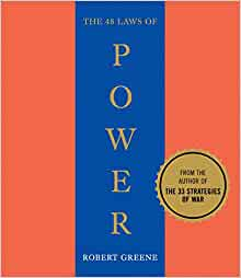 The 48 Laws Of Power Robert Greene Don Leslie