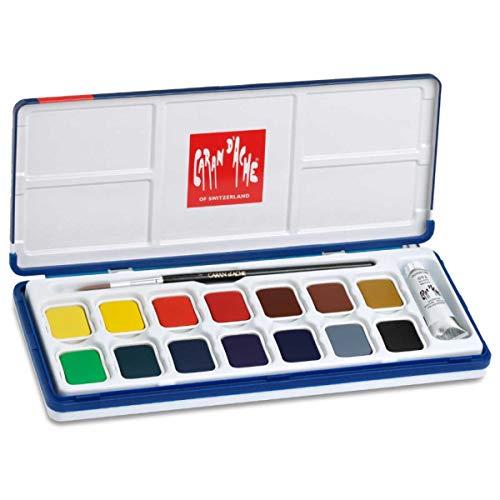 gouache paint set - 5