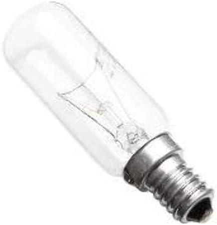 Bombilla para campana extractora E14 (40 W) pack de 4, SES 40.0 wattsW: Amazon.es: Hogar