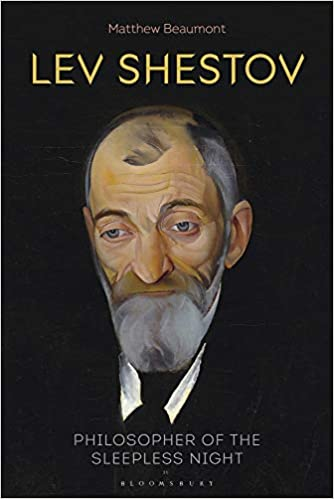Lev Shestov: Philosopher of the Sleepless Night Book Cover