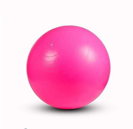 Ssery Balón de Yoga, balón de Equilibrio, Pilates, Silla de ...
