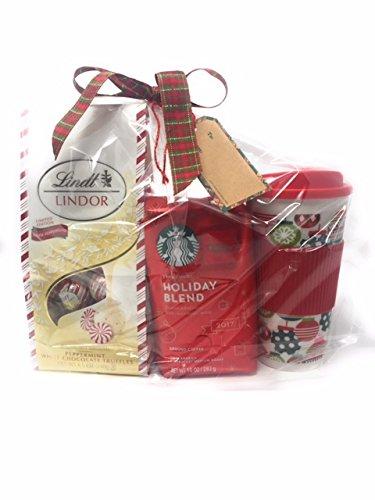 coffee travel mug gift set - 6