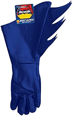 Classic Gloves Adult and Child Sizes Batman