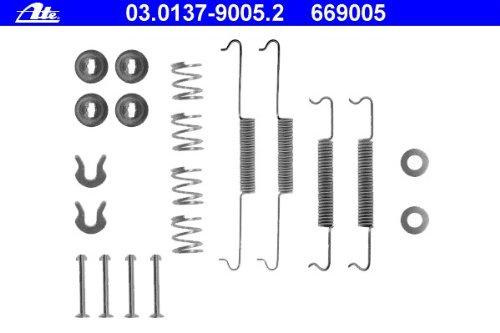 Bremsbacken ATE 03.0137-9005.2 Zubeh/örsatz