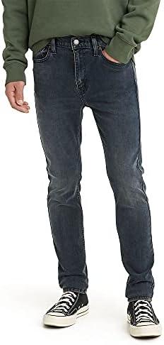 LEVI/'S 510 Skinny Warp Stretch Jeans Light Blue Premium Denim Big E Mens New