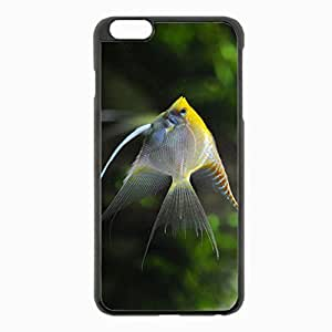 iPhone 6 Plus Black Hardshell Case 5.5inch - fish swim underwater beautiful Desin Images Protector Back Cover