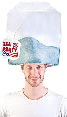 Tea Party Hat - Tea Bag Costume -