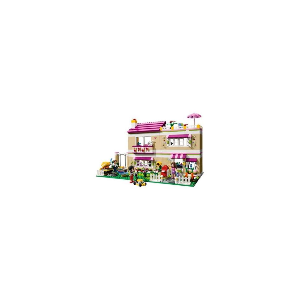 Lego Friends Olivias House 3315