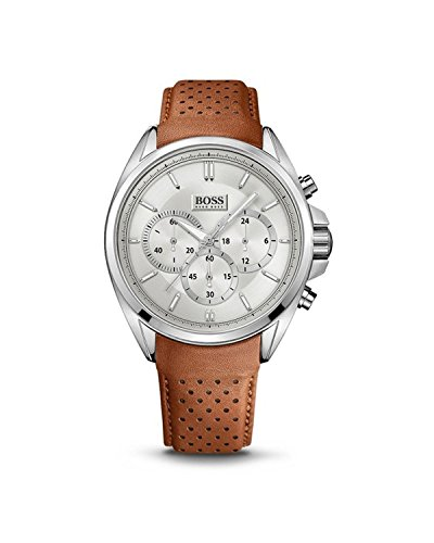 Hugo Boss 1513118 Chronograph Driver Advantages