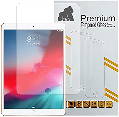 """Invisible Tempered Glass Screen Protector For iPad Pro 12.9/"""" 2nd Gen A1671 A1670"""