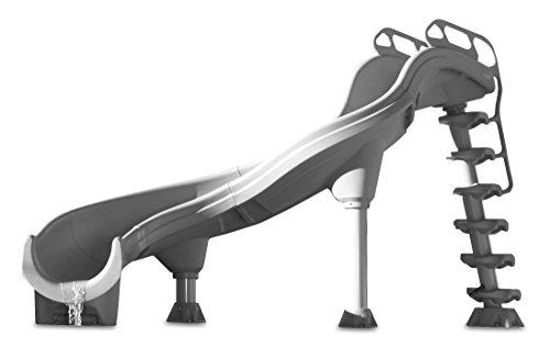 Inter-Fab ADR1-CL-G Adrenaline Slide, Complete Left Turn, Su