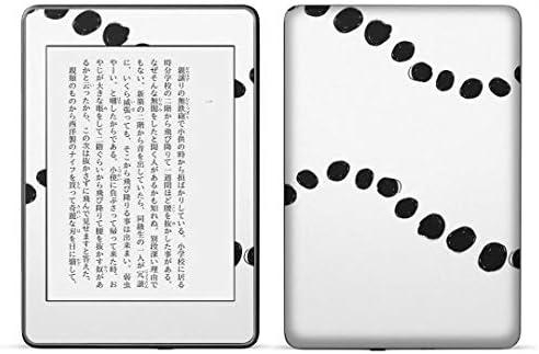igsticker kindle paperwhite 第4世代 専用スキンシール キンドル ペーパーホワイト タブレット 電子書籍 裏表2枚セット カバー 保護 フィルム ステッカー 050703