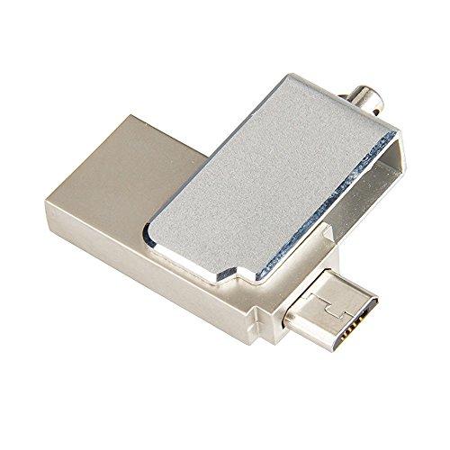 16GB OTG Speicherstick (USB2.0 und Micro-USB stick) für allen OTG-fähigen Geräten, Tablets und Smartphones