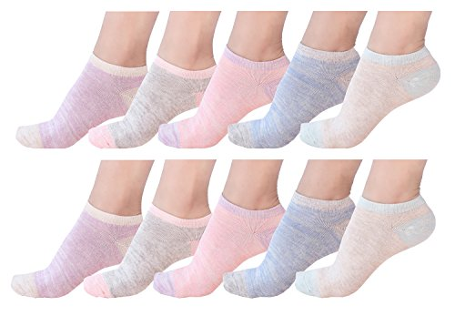 Womens Cotton Sneaker Summer Socks