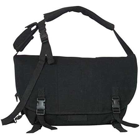 Fox Outdoor Products Courier Shoulder Bag, Black 42-085