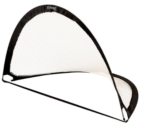 Champion Extreme Soccer Portable Pop Up Goal - 72 x 42 x 42 inches - Set of 2 by Champion