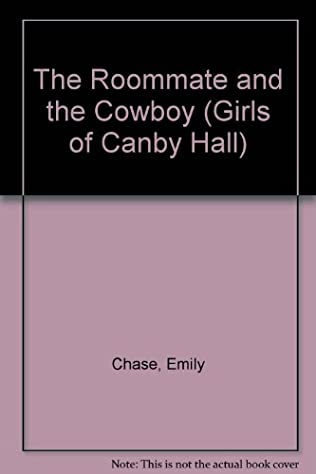 book cover of The Roommate and the Cowboy
