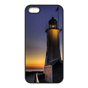 Lighthouse New Fashion DIY Phone Case for Iphone 5,5S,customized cover case ygtg545119