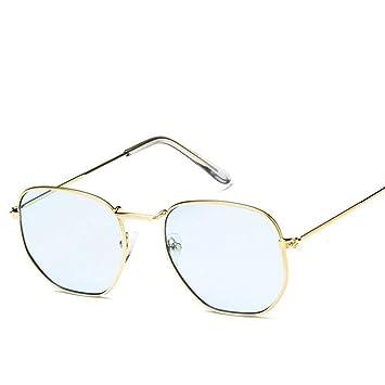 QZHE Gafas de sol Lente De Cristal Gafas De Sol Reflectantes ...