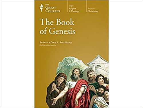 Genesis audio of book
