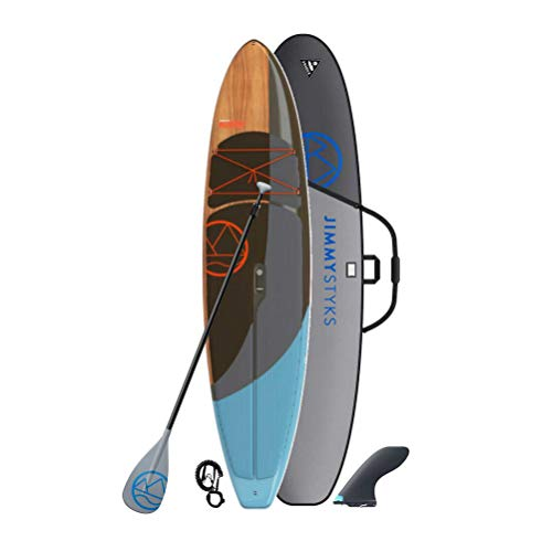 Jimmy Styks Surge Recreational Stand Up Paddleboard - 11ft4
