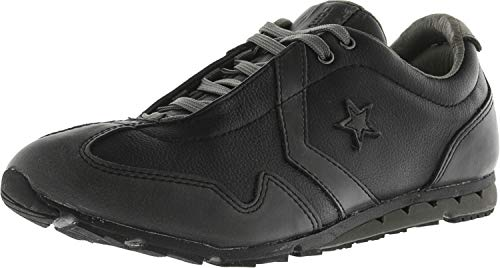 Converse Revival Ox Women's Sneakers Size US 8.5, Regular Width, Color Black
