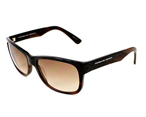Porsche Men's P8546 B Sunglasses, ()