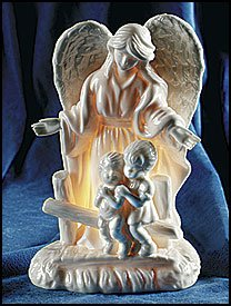 Guardian Angel Nightlight - Guardian Angel Light