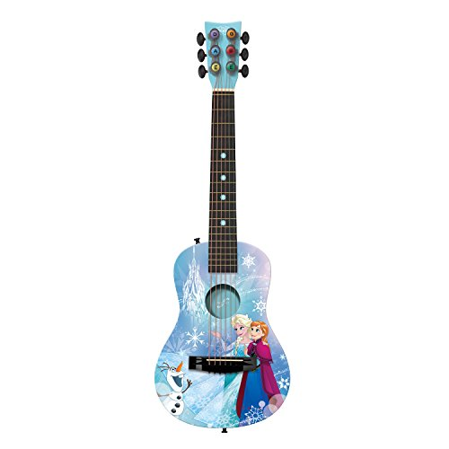 First Act Guitar Tuning (First Act FR705 Disney Frozen Acoustic Guitar)