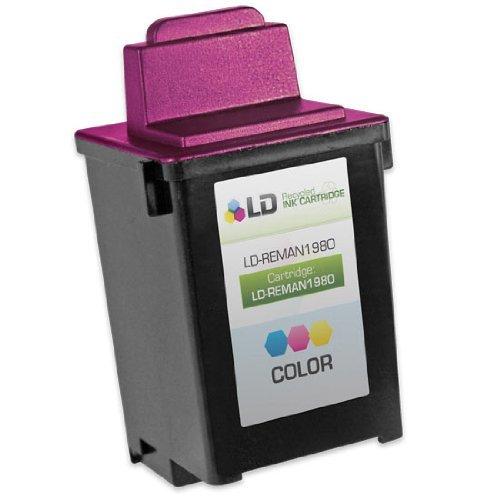 (LD Â Lexmark Remanufactured 12A1980 (#80) Color Ink Cartridge)